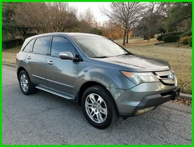 2008 Acura MDX MDX 3.7L Technology Package 2008 Acura MDX 3.7L Technology Package V6 Automatic SUV Premium, No Reserve!!!