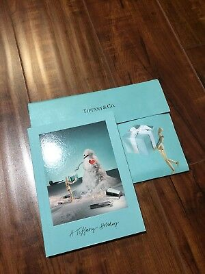 New ~ TIFFANY CO HOLIDAY 2017 Catalog Book