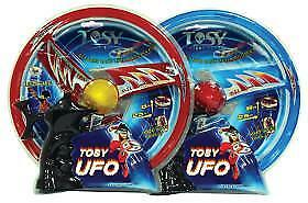 Tosy UFO (boomerang) in Blue, Red