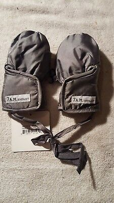 7 AM Enfant Baby Toddler Mittens MT212 6-12months NWT