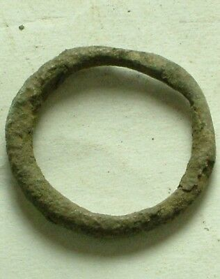 Rare Original ancient celtic proto money Ring form curency pre coin age 600 BC