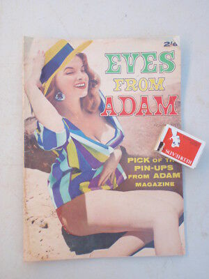 """Eve's  from Adam"""", Girls  1960's No 5"""