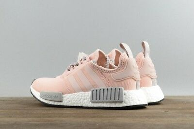 Adidas Nmd Runner R1 Vapour Pink Brand By3059 New Women Shoe Size Us 6.5 7.5