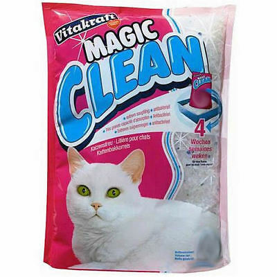 Tienda Gatos - VITAKRAFT MAGIC CLEAN 4.2L
