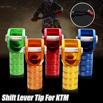 CNC Billet Gear Shifter Lever Tip Replacement Fits For KTM SX SXF EXC EXCF XCW