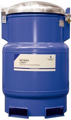 kraftstoffcontainer Conty 250 litre fuel tank with Pump