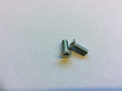 Triumph Tiger Cub T1150 Camplate Spindle Cover Plate Screws X 2