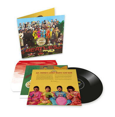 "The Beatles : Sgt. Pepper's Lonely Hearts Club Band Vinyl 12"" Album (2017)"