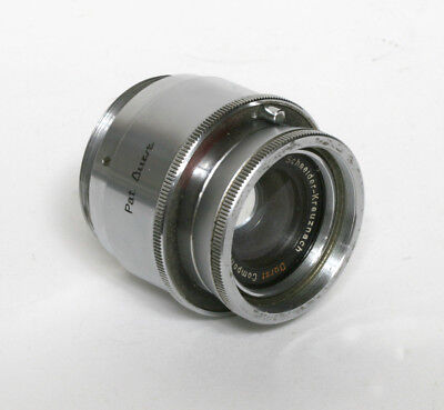 Used Durst Schneider Componon 50mm F4 Enlarger Lens