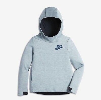 Nike Tech Fleece Older Girls' Hoodie - 830575 411