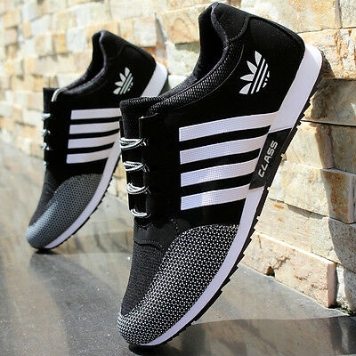 2018 Men 's Outdoor sports shoes Fashion Breathable Casual Sneakers running Shoe
