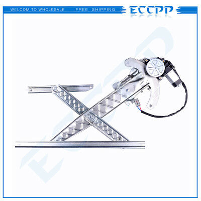 Power Window Regulator With Motor for Ford F150 F250 Truck Front Passenger Side