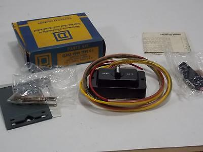 New In Box Square D 9999 C-1 Selector Switch Kit