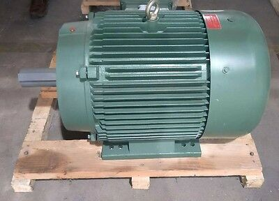 30 HP 3PH Electric Motor 286TS 3600RPM Premium Efficient Severe Duty CSA Approvd