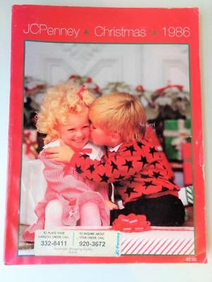 1986 JC Penney Christmas Catalog Transformers Masters of Universe My Little Pony