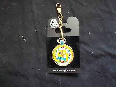 Brand New Never Used Goofy On A Clock Face Shaped Like A Pocket Watch