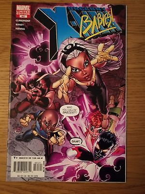 Uncanny X-Men #461 Adam Kubert Variant