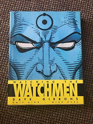 Watching the Watchmen by Mike Essl, Chip Kidd, Dave Gibbons (Paperback, 2008)