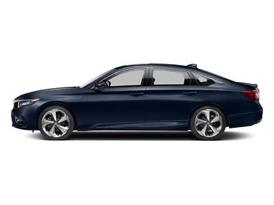 2018 Honda Accord Touring 2.0T Automatic Touring 2.0T Automatic New 4 dr Sedan Automatic Gasoline 2.0L 4 Cyl Obsidian Blu
