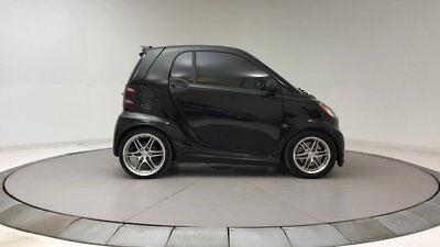 2009 smart Fortwo 2dr Coupe Passion 2dr Coupe Passion Low Miles Gasoline 1.0L 3 Cyl  BLACK