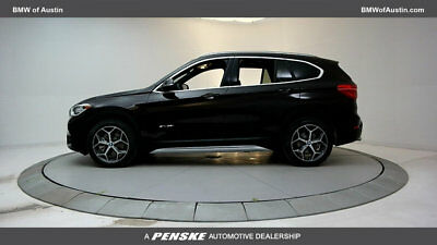 2017 BMW X1 sDrive28i Sports Activity Vehicle sDrive28i Sports Activity Vehicle 4 dr Automatic Gasoline 2.0L 4 Cyl Sparkling B