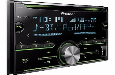 Pioneer FH-X731BT CD Player, Bluetooth, Pandora, Spotify, iPhone, Android