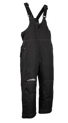 Katahdin Gear 84220602 Youth Back Country Bib 8 Black