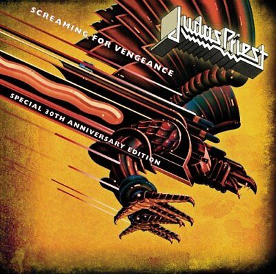 Judas Priest - Screaming For Vengeance: Special 30Th Anniversary New Cd