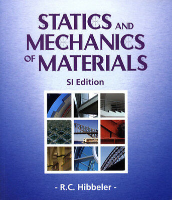 Statics and mechanics of materials by Russell C. Hibbeler (Paperback)
