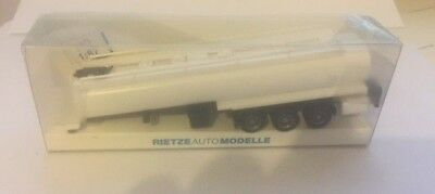 Herpa Rietze 40 Ft Tri Axle Chemical Trailer New Ho 1:87