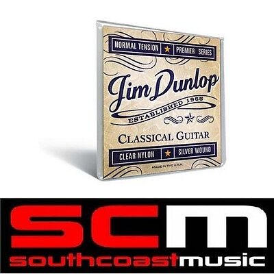 High Quality Dunlop Dcp7 Classical Nylon Guitar Strings Normal Tension