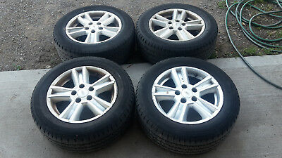 1 tonne wheels and tyres to suit AU BA BF FG Ford Falcon ute