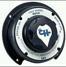 Cole Hersee, M-750 Battery Selector/Disconnect Switch for 6-36 Volt