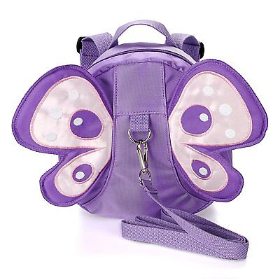 Hipiwe Baby Anti-lost Backpack Butterfly Waliking Safety Belt Harness Toddler