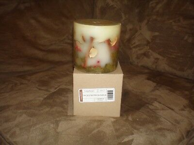 Longaberger Cinnamon Clove Inclusion Candle - New