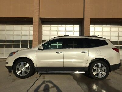 2011 Chevrolet Traverse LT1 Chevrolet Traverse LT1 2011
