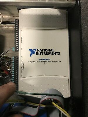 National Instruments USB-6210DAQ Module