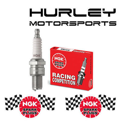 NGK Racing Competition Spark Plugs - Stock #4482 - R6725-115 - Qty (2)