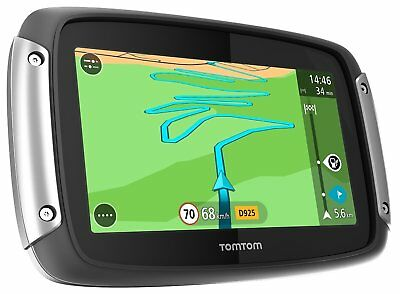 TomTom Rider 400 Premium Pack Satellite Navigation System with Lifetime European