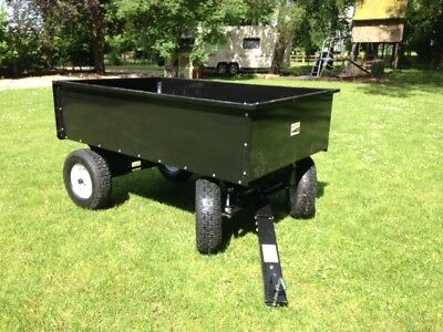 LARGE GARDEN TRAILER  - 2000LB - 4 wheel