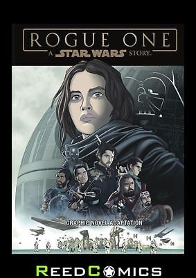 STAR WARS ROGUE ONE GRAPHIC NOVEL New Paperback by IDW PUBLISHING