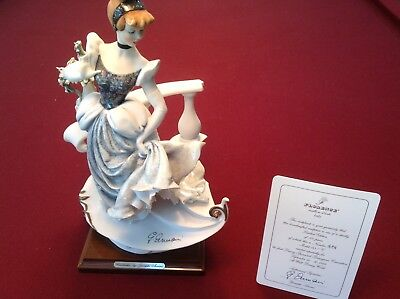 Giuseppe Armani Disneyana Convention Cinderella - RARE -  783 C , Box, 1 Owner