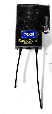 Clear-Com WTR-680 B4 2 Ch. Wireless UHF Transceiver - Band B4  AS-IS