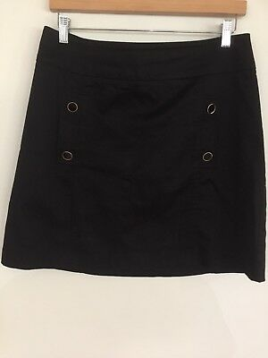 Review Size 14 Bnwot Cute Black Skirt