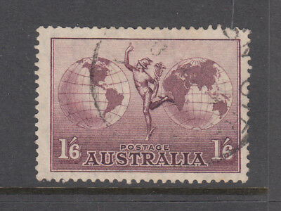 1934 1/6d Hermes Thin Paper Fine Used