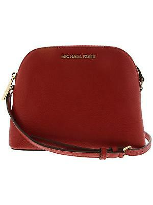 8cd2915bcb5944 MICHAEL KORS ADELE Dome Pebbled Leather Crossbody Bag - $70.98 ...