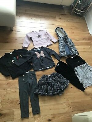 Girls Zara Clothes Bundle 5-6 Years Old