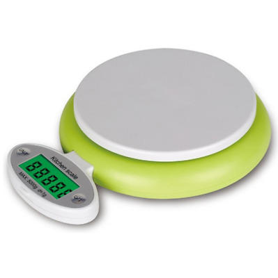 LCD Display Electronic Kitchen Scale Digital Practical Food Diet Weight Tool