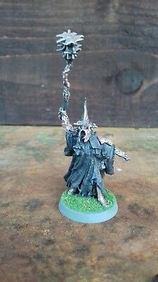 Lord Of The Rings, Witch King Of Angmar (Metal) Figure 2003 Games Workshop.