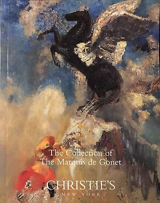 Christie's New York The Collection Of The Marquis De Gonet November 1997